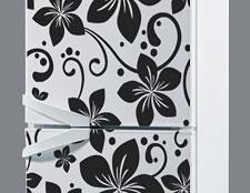 Гламур - Наклейка на холодильник