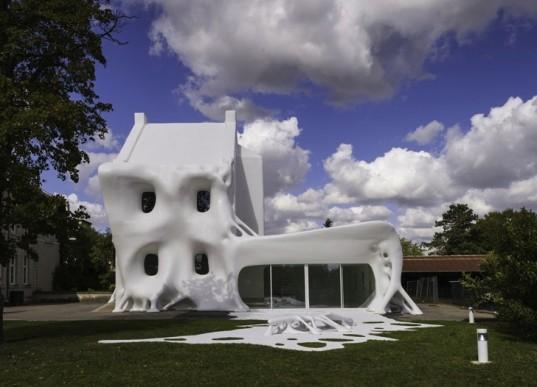 дизайнерский интерьер, дизайнерский дом, дом для приведений, подготовка к Хелоуин